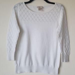 Ann Taylor Sweater Top